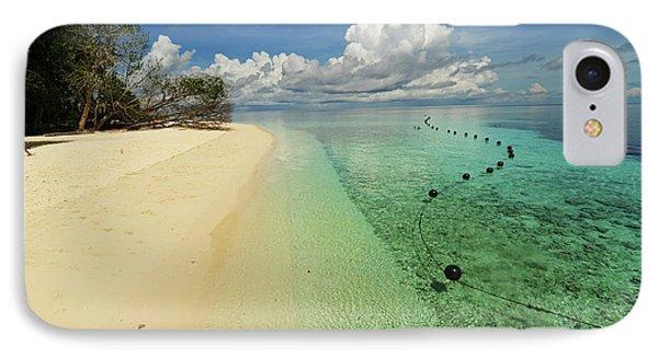 Malaysia, Borneo, Semporna Archipelago IPhone Case