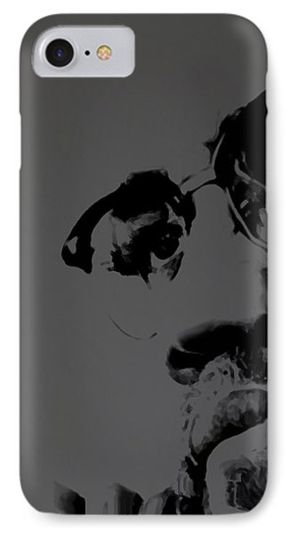 Malcolm X IPhone Case by Brian Reaves