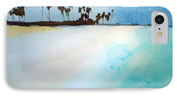 Maldives  IPhone Case by Ed  Heaton