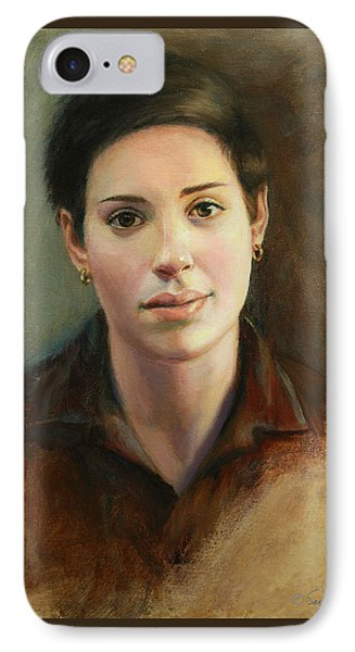 Malena Phone Case by Sarah Parks
