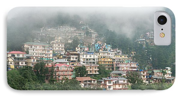 Maleod Ganj Of Dharamsala IPhone Case by Yew Kwang