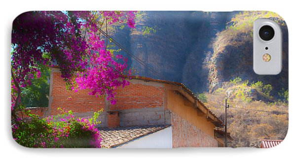 Malinalco Backstreets IPhone Case