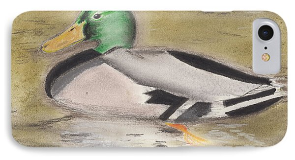 Mallard IPhone Case by David Jackson