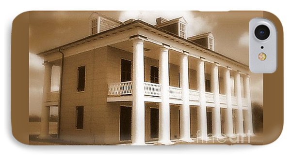 Malus Beauregard Historic Plantation Chalmette Historic Civil War Battle Field Site Phone Case by Michael Hoard