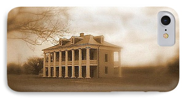 Malus Beauregard Historic Plantation Chalmette National Historic Civil War Battlefield Site Phone Case by Michael Hoard