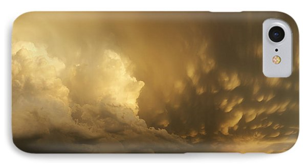 Mammatus Falling IPhone Case