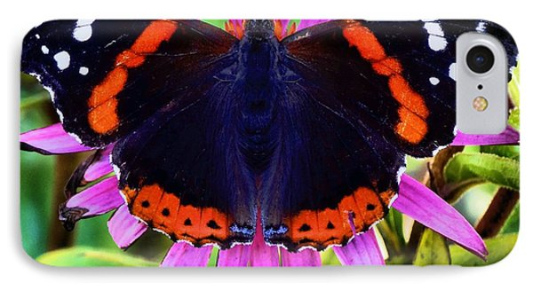 Mammoth Butterfly Phone Case by Dan Sproul