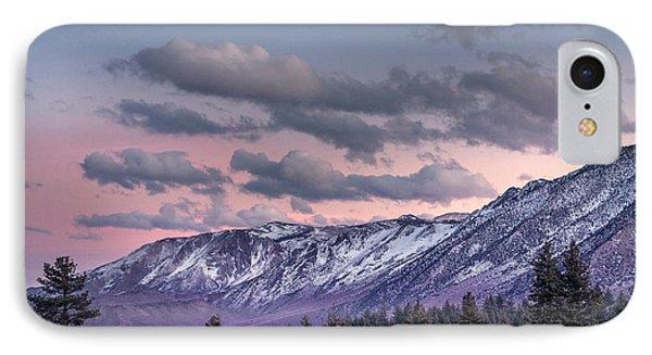 Mammoth Mountain Near Mammoth Lakes IPhone Case by Carol M Highsmith
