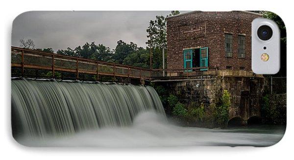 Mammoth Spring Dam IPhone Case