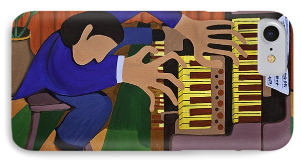 The Organist IPhone Case