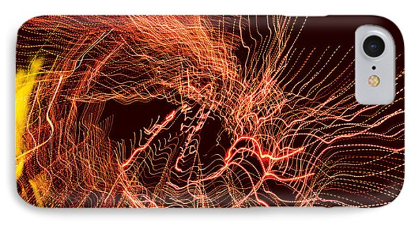 IPhone Case featuring the digital art Man Move 0052 by David Davies