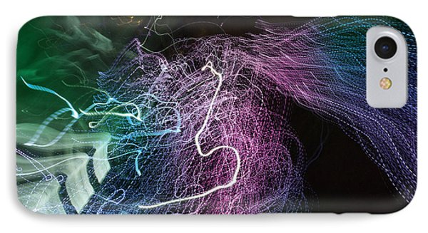 IPhone Case featuring the digital art Man Move 0060 by David Davies