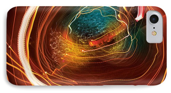 IPhone Case featuring the digital art Man Move 0069 by David Davies