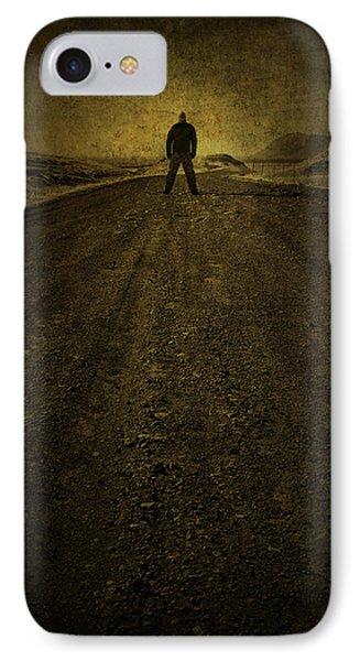 Man On A Mission Phone Case by Evelina Kremsdorf
