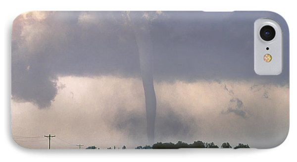 Manchester Tornado 2 Of 6 IPhone Case by Jason Politte
