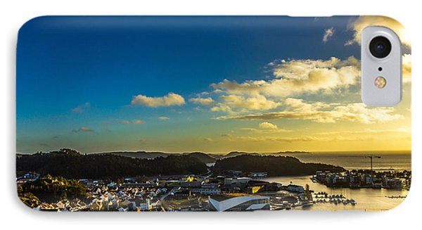 Mandal Norway IPhone Case by Ben Foster