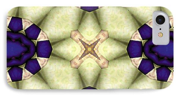 Mandala 115 Phone Case by Terry Reynoldson