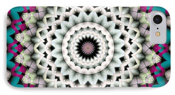 Mandala 36 Phone Case by Terry Reynoldson