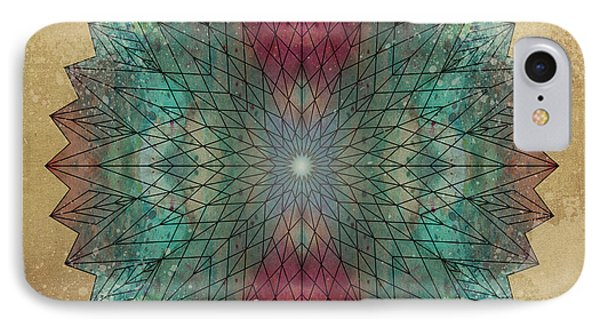 Mandala Crystal IPhone Case