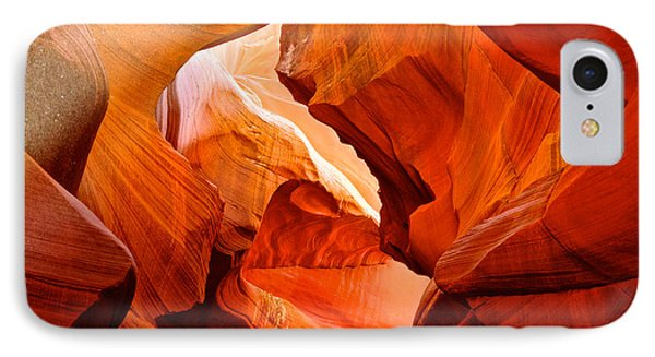 Manger Scene In Lower Antelope Canyon-az Phone Case by Ruth Hager