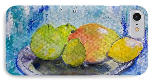 Mango IPhone Case by Aleezah Selinger