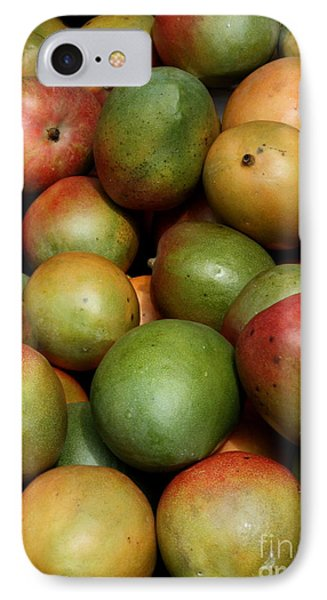 Mangoes IPhone 7 Case by Carol Groenen
