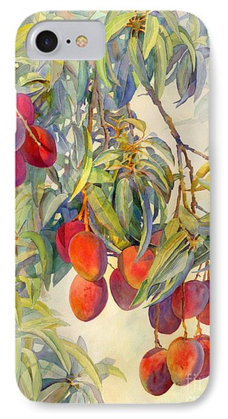 Mangoes In The Evening Light IPhone 7 Case by Dorothy Boyer