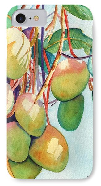 Mangoes IPhone 7 Case