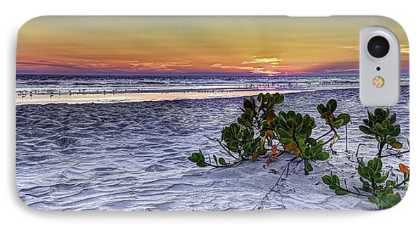 Mangrove On The Beach IPhone Case by Marvin Spates
