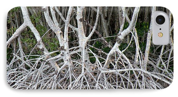 Mangrove Roots IPhone Case by Rosalie Scanlon