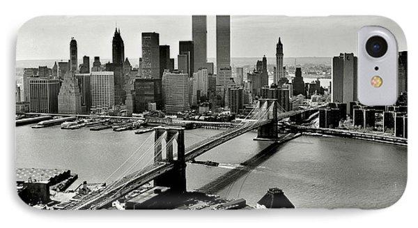 Manhattan 1978 IPhone Case