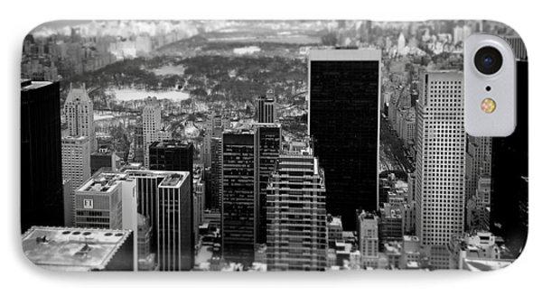 Manhattan Phone Case by Dave Bowman
