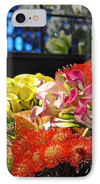 Manhattan Florist Phone Case by Gwyn Newcombe