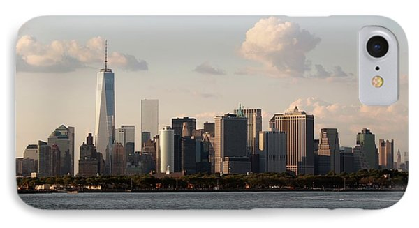 Manhattan Skyscrapers IPhone Case