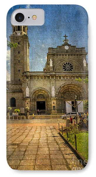 Manila Cathedral IPhone Case