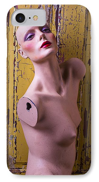 Mannequin Beauty IPhone Case by Garry Gay