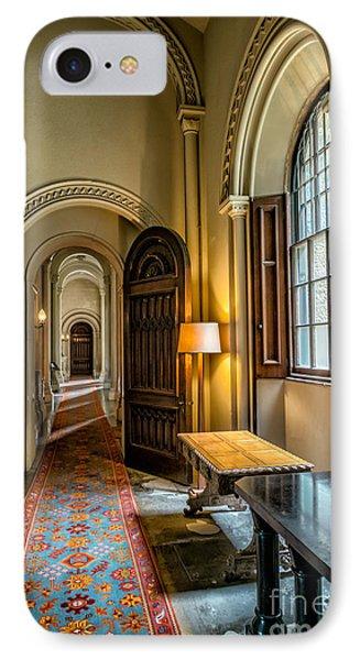 Mansion Hallway II IPhone Case