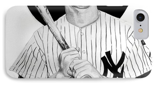 Mantle The Man IPhone Case