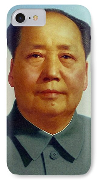 Mao Zedong  IPhone Case by Unknown