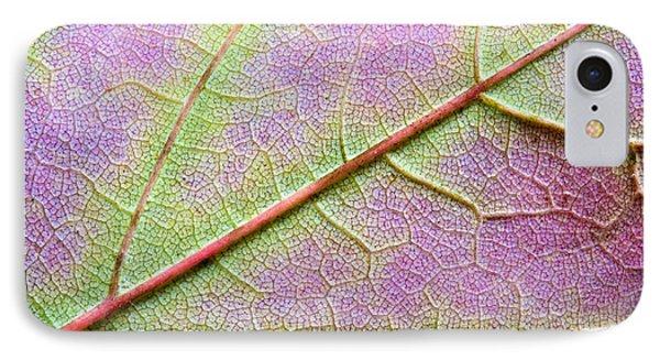 Maple Leaf Macro Phone Case by Adam Romanowicz