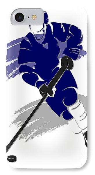 Maple Leafs Shadow Player2 IPhone Case