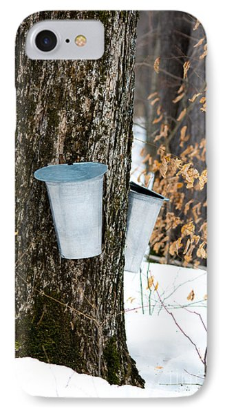 Maple Sap Collection IPhone Case
