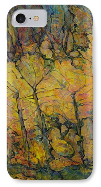 Maples IPhone Case by Anna Yurasovsky