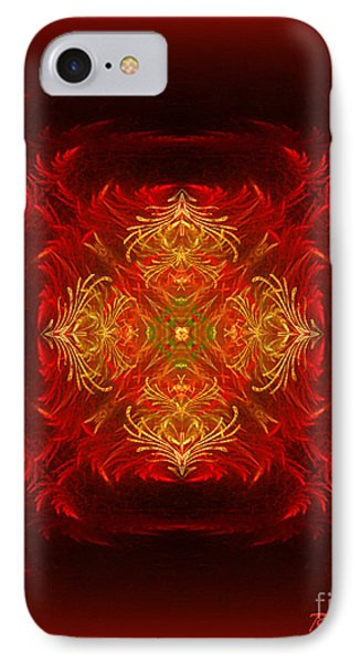 Mapping The Soul - Spiritual Abstract Art By Giada Rossi Phone Case by Giada Rossi
