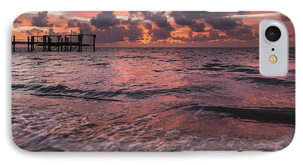 Marathon Key Sunrise Panoramic Phone Case by Adam Romanowicz