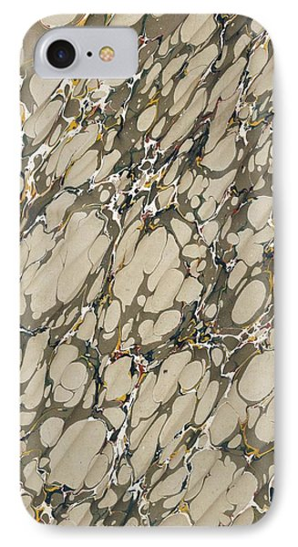 Marble Endpaper IPhone Case