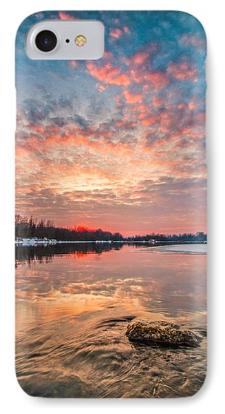 Marble Sky II Phone Case by Davorin Mance