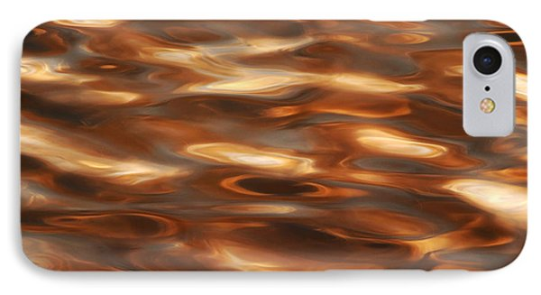 Marbleized Waters IPhone Case by Lorenzo Cassina