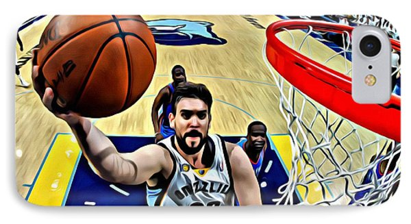 Marc Gasol IPhone Case