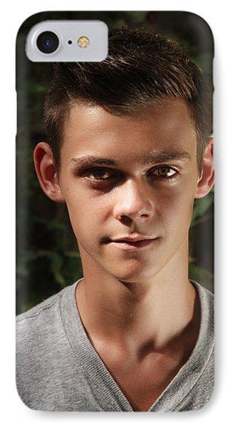 Marcel01 IPhone Case
